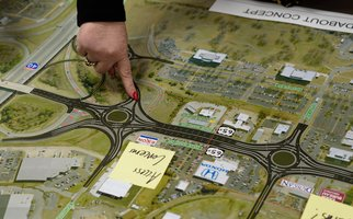 Highway 65B (Dave Ward Drive) Improvement Study - Thumbnail