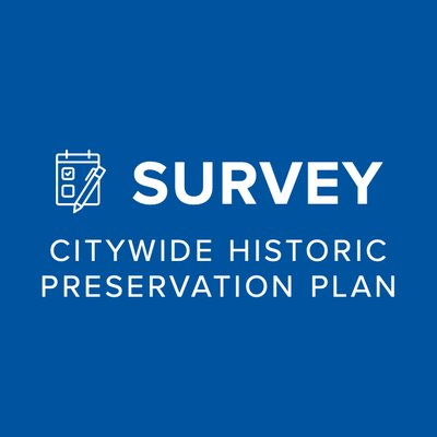 Conway Citywide Historic Preservation Plan Opinion Survey Thumbnail