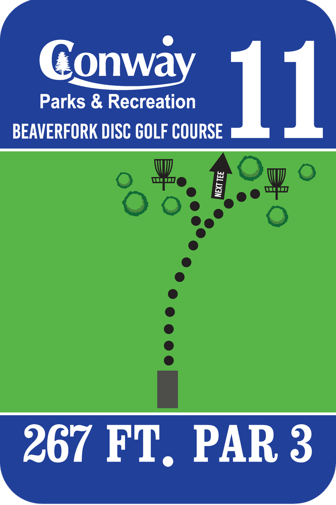Disc Golf Course 11