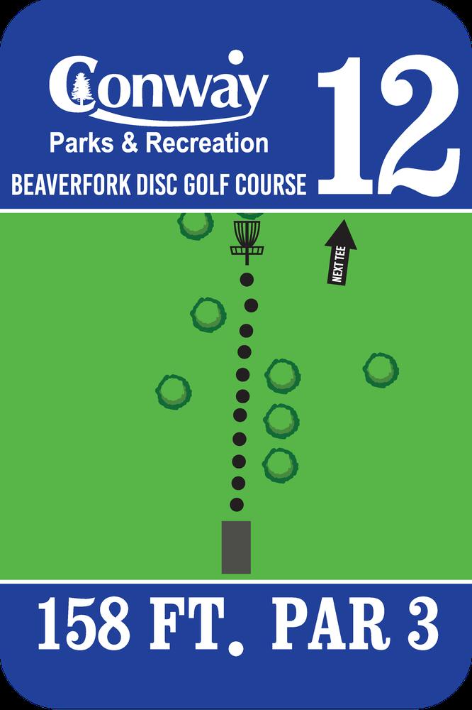 Disc Golf Course 12