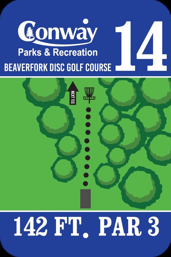 Disc Golf Course 14