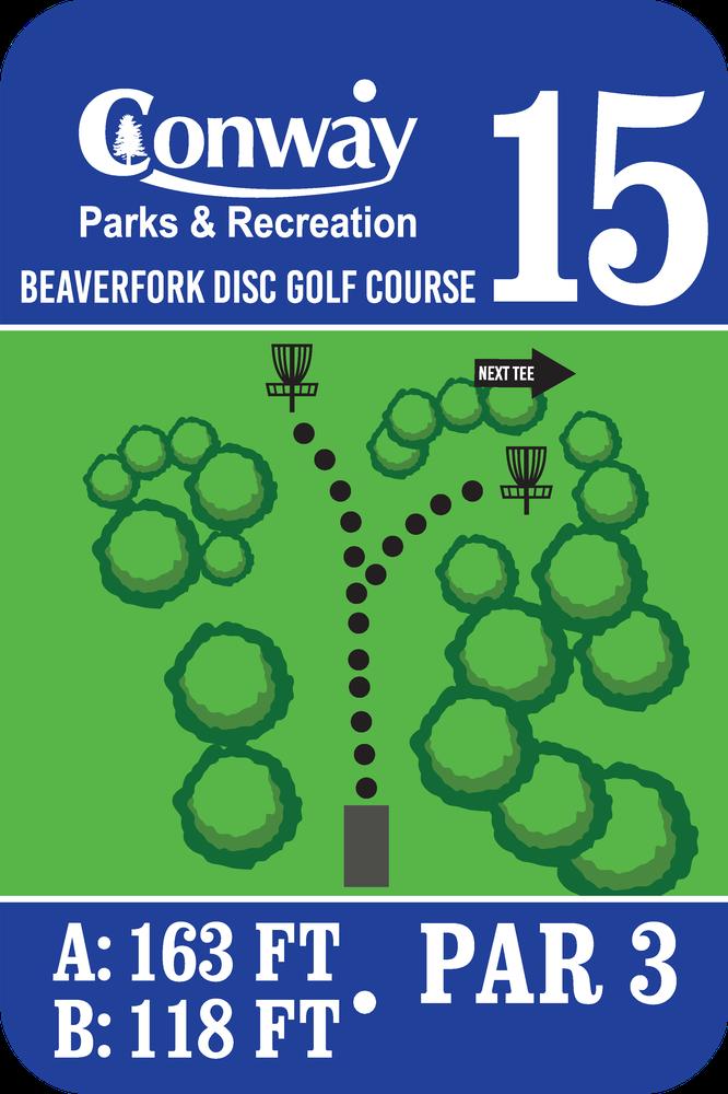 Disc Golf Course 15