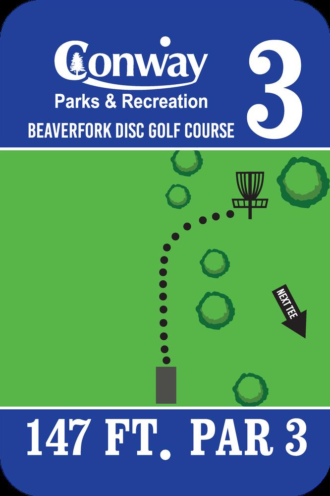 Disc Golf Course 3
