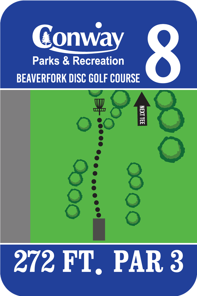Disc Golf Course 8