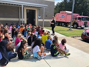 Facility Tour Educating Children